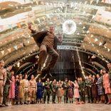 ぴあ映画初日満足度ランキング 捕虜収容所タップダンス・チームの奮闘描く作品がトップに