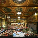 お雛様体験ができる!?約1000体の雛人形が圧巻!ホテル雅叙園東京「百段雛まつり」