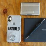 マイクロソフトの折り畳みキーボードを導入し、iPad Proを辞めてiPhone XSで仕事【今日のライフハックツール】