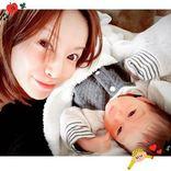 「ママそっくり」鈴木亜美、次男との2SHOT公開&産後の変化を語り反響「とても大事」