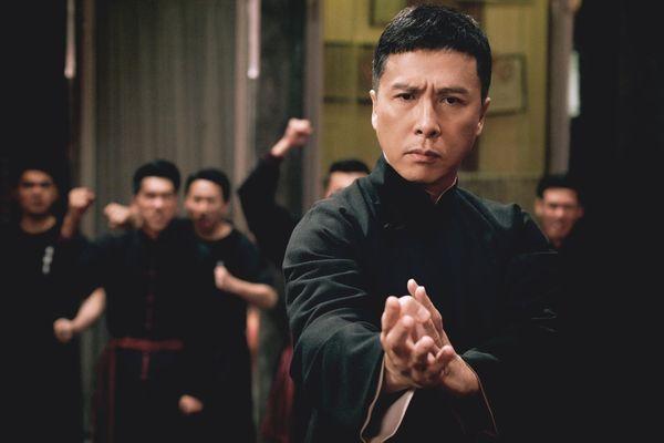 ドニー・イェン (C)Mandarin Motion Pictures Limited, All rights reserved.