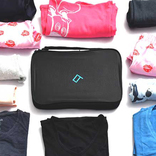かさばる衣類もぎゅぎゅっと圧縮。ストレスフリーなパッキングを実現してくれる荷物オーガナイザー