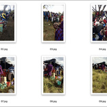 マサイ族の戦士に「面白い写真を10枚送って」とお願いしたらこうなった / マサイ通信:第348回