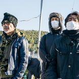 竹中直人 山田孝之 斎藤工、3監督が共同制作する映画『ゾッキ』クランクアップ