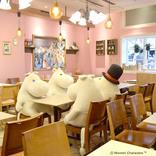 『ムーミン』75周年♪ムーミンカフェ&ショップでオリジナルトートバッグ新発売!
