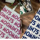 『ムーミン』75周年記念デザインのオリジナルトートバッグが登場! シンプルで使いやすいオトナデザイン♪
