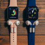 AirPodsをパイルダーオンできるApple Watchバンド