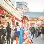 元HKT48 冨吉明日香、初の写真集でウェディングドレス姿に「少し精神的に辛かったです(笑)」