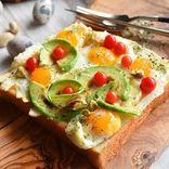 ホットサンドやスイーツも!【食パン】のおいしい食べ方レシピ50選