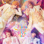 MANKAI STAGE『A3!』~Four Seasons LIVE 2020~、キービジュアル&出演キャスト解禁!
