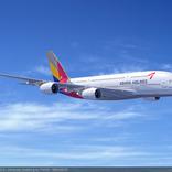 アシアナ航空、65路線で運休・減便決める 日本発着路線も