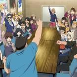 """TVシリーズの4年後の""""ムサニ""""を描く『劇場版 SHIROBAKO』が、ぴあ映画初日満足度ランキング第1位に輝く!"""