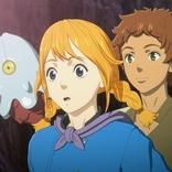 TVアニメ『空挺ドラゴンズ』新章「タキタ編」のPV解禁!さらにファーストキッチンとのコラボがスタート