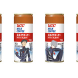 UCC、「シン・エヴァンゲリオン劇場版」公開記念の6種のエヴァ缶を発売