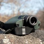 スワロフスキー製の単眼鏡「dG」ファーストルック:初心者に便利な鳥識別機能が使える約25万円のバードウォッチングバディ