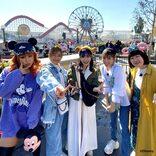 指原莉乃さんやローラさんがアナハイムのディズニーへ!「今夜くらべてみました」2時間スペシャル  3月18日21時放送