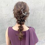 夏におすすめのロングヘアアレンジ特集!仕事もデートもおしゃれな髪型を楽しもう♪