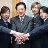A.B.C-Z、再び東日本大震災の被災地へ 津波の脅威伝えるホテルを清掃