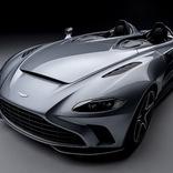 アストンマーティンのスーパーカー「V12 スピードスター」を発表【動画】