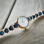 大人女子にぴったり♡上品なブレスレットのような腕時計
