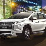 三菱 ASEAN向けの新型MPV「エクスパンダー クロス」をタイで発売