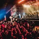 coldrain、初の主催大型フェス『BLARE FEST.2020』のレポートが到着