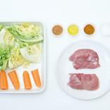 簡単×作り置き×使い切りレシピ|電子レンジでお手軽「スープカレー」