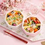 【西武池袋本店】デパ地下グルメでお花見!注目の桜スイーツ&お弁当10選