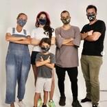 アマル・クルーニーの姉、マスク売り上げ一部を赤十字に寄付