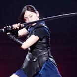 今泉佑唯、『あずみ~戦国編~』ゲネプロで強い眼差しと迫力たっぷりの殺陣披露