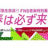 『FNS音楽特番』ディズニー・スカパラ・さかなクン・NEWSら参戦
