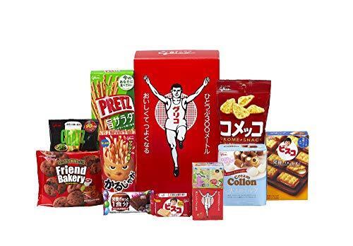 セレクション・ザ・グリコミニ3個セット お菓子10品×3箱