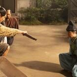 『麒麟がくる』光秀・長谷川博己、信長・染谷将太と出会い…