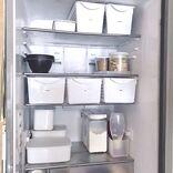 冷蔵庫の収納アイデア実例集!すっきり片付く整理のコツを大公開♪