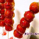 【レシピあり】究極のASMRフルーツ飴『タンフールー(糖葫芦)』を作るには?  生サンザシGETの鍵は長野県だった / 沢井メグのリアル中華:第21回