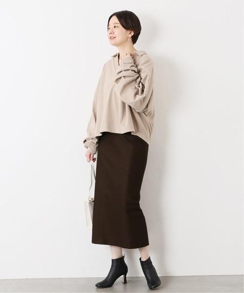 [JOURNAL STANDARD] ラッセルタイトスカート◆