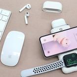 Appleユーザーなら必見!充電のイライラを解消してくれる万能モバイルバッテリーはこちら