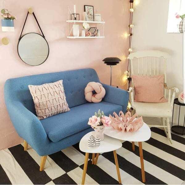 ピンク色の壁2