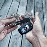 ドイツで生産されたスタイリッシュな鍵オーガナイザー「Wunderkey」