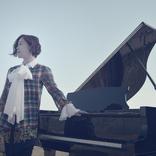 梶浦由記がライヴ盤と、石川智晶とのユニット See-Sawのコンプベストを同日に発売