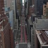 新型コロナウイルスで閑散としたアメリカの都市をドローンで撮影した映像まとめ