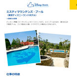 東京ディズニーランドホテルの「ピーター・パン」プール 今年の夏から大人2,000円の有料化に【だってTDRが好きっ!】