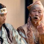【au三太郎】桃ちゃん & 桃爺「一番似てるのは、顔じゃろ?」…それはないっ! <auの学割> 新CM 『似ている』篇