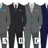 入社式で着ていきたいスーツはどれ?答えでわかるあなたの「人生傾向」