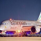 エチオピア航空、80路線以上の国際線の運航を停止 3月29日から