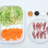 レンチンで手間いらず「八宝菜風中華あんかけ」|簡単×作り置き×使い切りレシピ