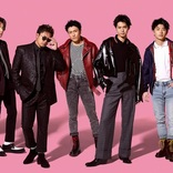 GENERATIONS from EXILE TRIBE 2020年第1弾シングル「ヒラヒラ」地上波初披露!