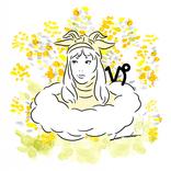 ★9位★やぎ座★ 4月の運勢/リラックスして深呼吸