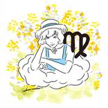 ★6位★おとめ座★ 4月の運勢/春風がやさしく背中を押す
