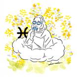 ★10位★うお座★ 4月の運勢/心の不安を飼いならす
